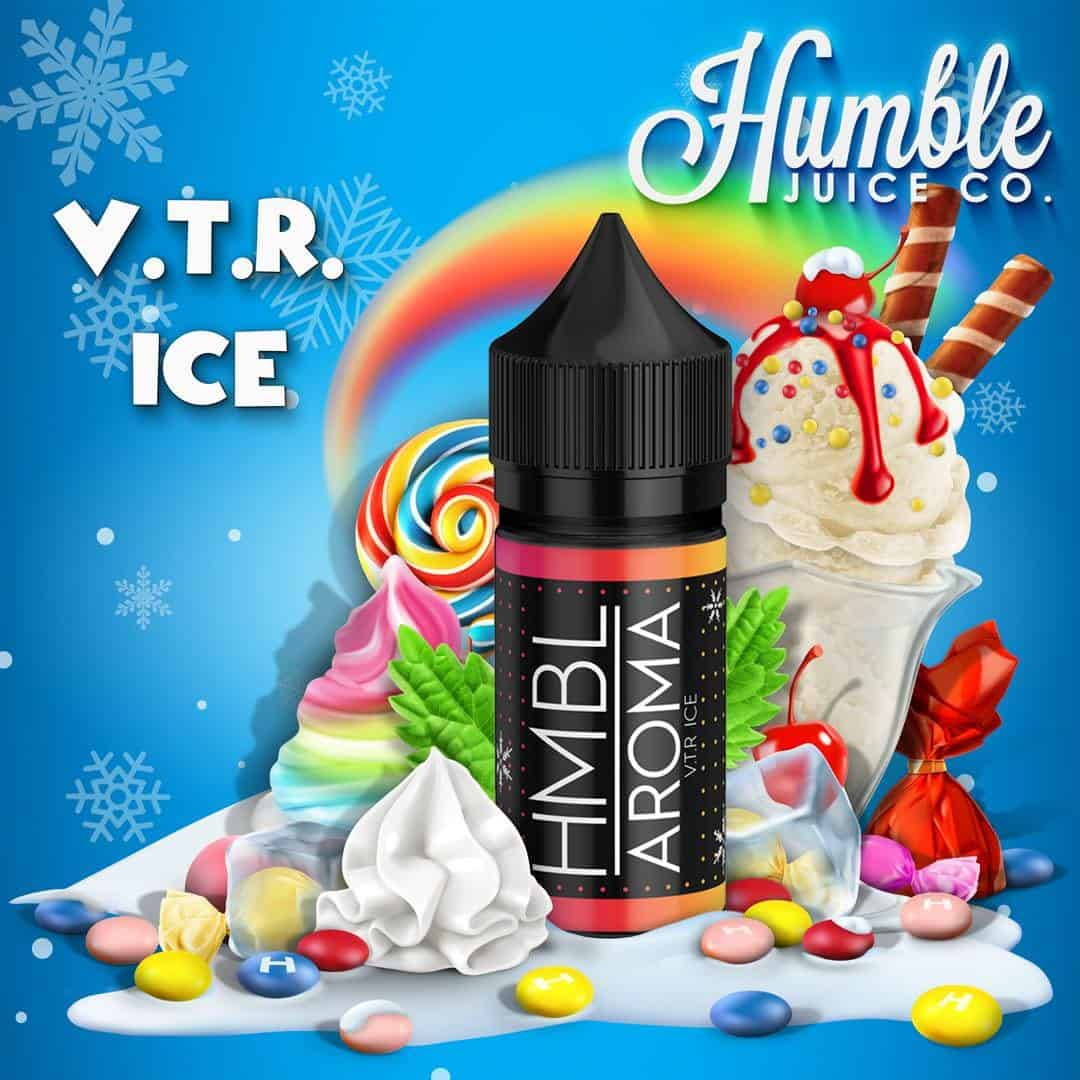 V T R Ice Hmbl Aroma Humble Juice Concentrate 30ml